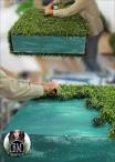 BOXWOOD 3D ( Costruita a Mano) CONTATTACI PER UN PREVENTIVO