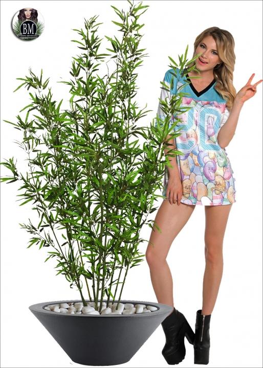 Bambu Composizione H. 180cm