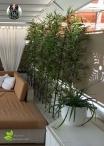 Bambu set 5-6 Cannes EXT u.v. rasistant Varie Altezze