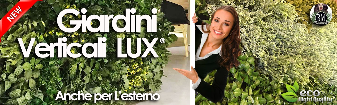 NEW! GIARDINO VERTICALE LUXURY
