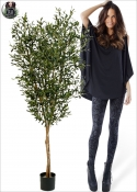 The olive tree Artificial Natural Fruit tree with Three Measures