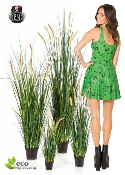 Fescue Artificial Fox Tail, Wild Grass 4 Measures