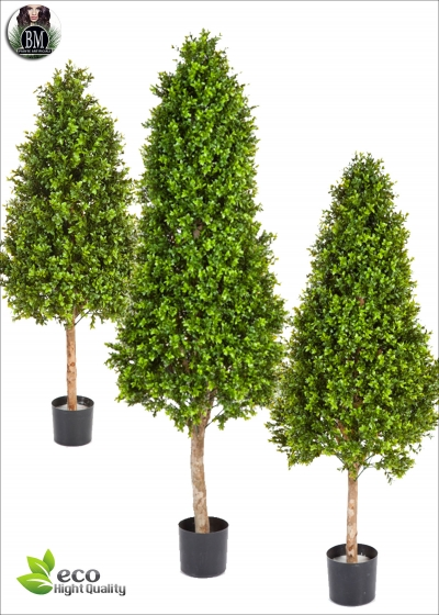 Boxwood Artificial Pine tree Resistant to external 3 Height