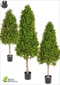 Bosso Pino Artificiale tree Resistente agli esterni 3 Altezze