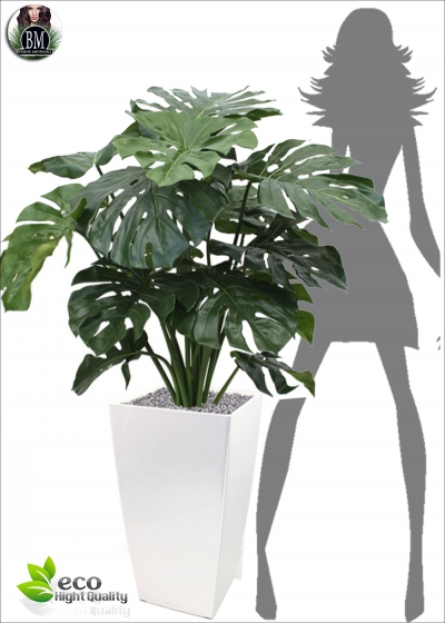 Monstera Artificial Giant H. 100