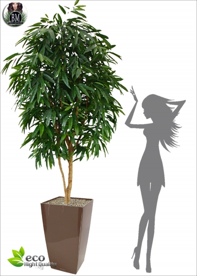 Artificial longifolia ROYAL TREE DELUXE h 250 ø100cm