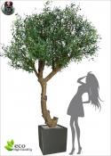 Olivo Artificiale LUX Tree MAXI H. 300cm
