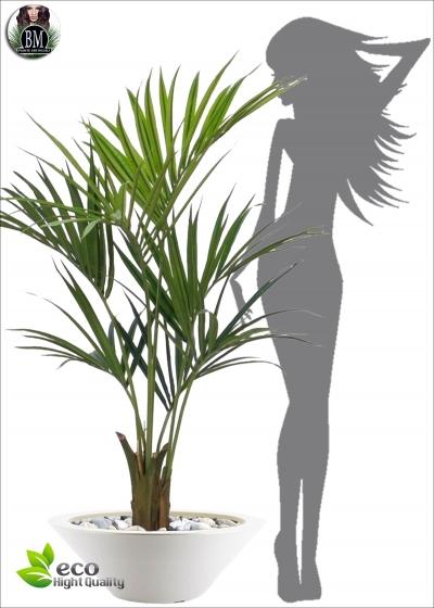 Artificial Kentia Palm Lux H. 135cm