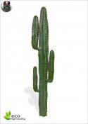 Cactus Artificiale euphorbia LUX H. 140 cm