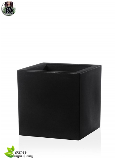VASE SCHIO CUBE (Cm. sizes and Colors)