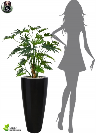 Philodendron Artificiale H. 80cm