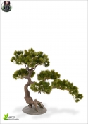 Pine Bonsai Artificial Delux 50x60cm
