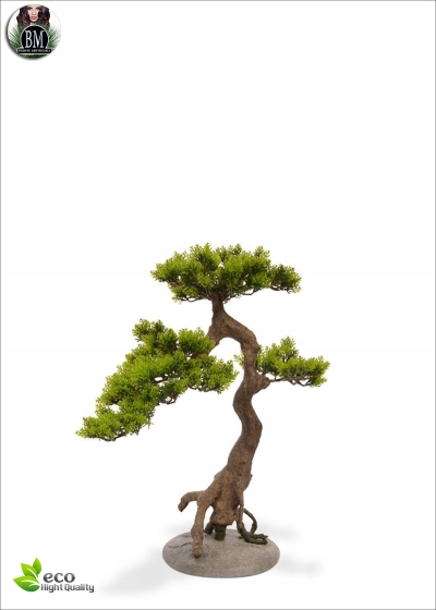 Cedar Bonsai Artificial Delux 55cm