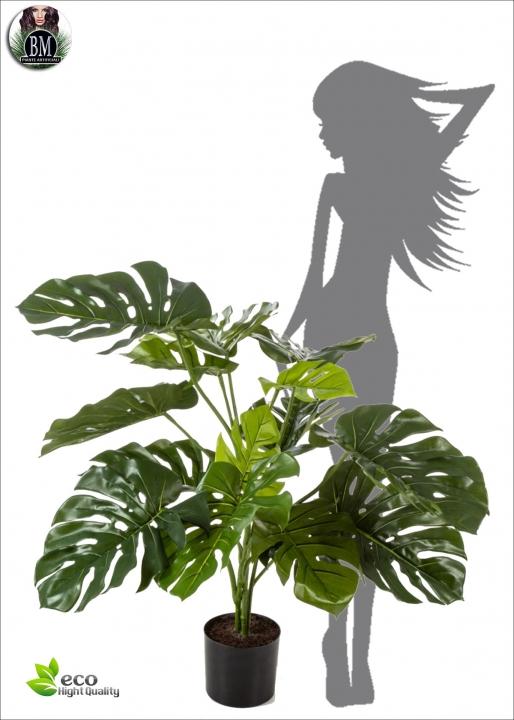Philodendron Artificiale Split H. 85cm